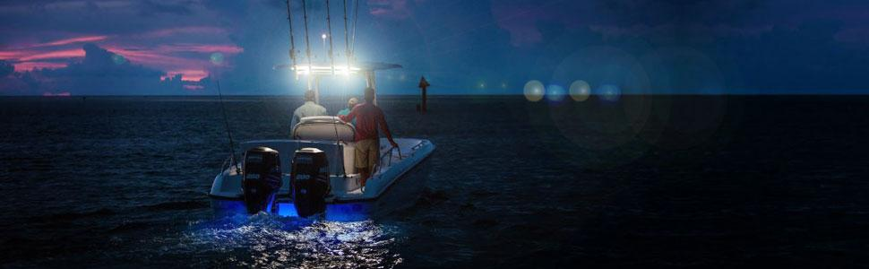 Amazon Com Lumitec Caprera2 101217 Led Flood Light