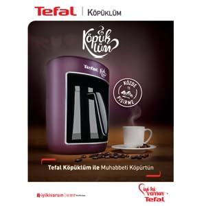 köpüklüm; tefal; türk kahvesi; kahve; kahve keyfi; turkish coffee; kahve makinesi; telve; közde