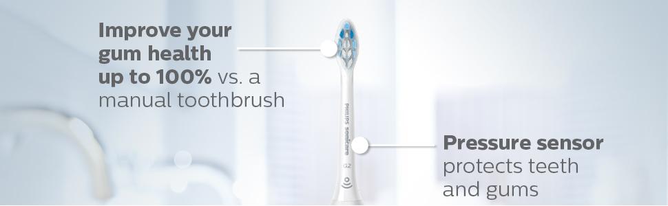 protectiveclean 5100 improve gum health whiten teeth