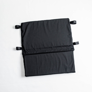 padded wheelchair foot rest