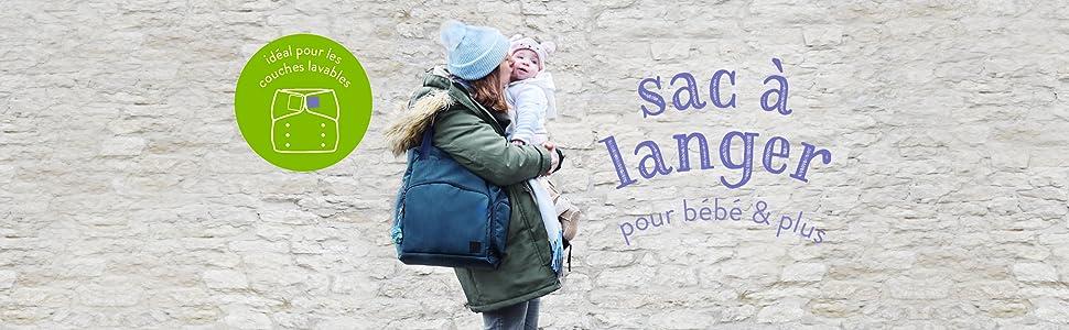Bambino Mio sac /à langer pour b/éb/é /& plus