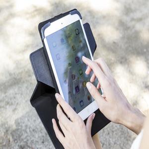 Silver HT Rotatory - Funda con Teclado para Apple iPad Air 1, 2 y iPad Pro de 9.7