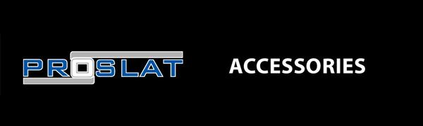 Proslat slatwall accessories