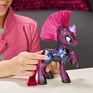 Amazon Com My Little Pony The Movie Lightning Glow
