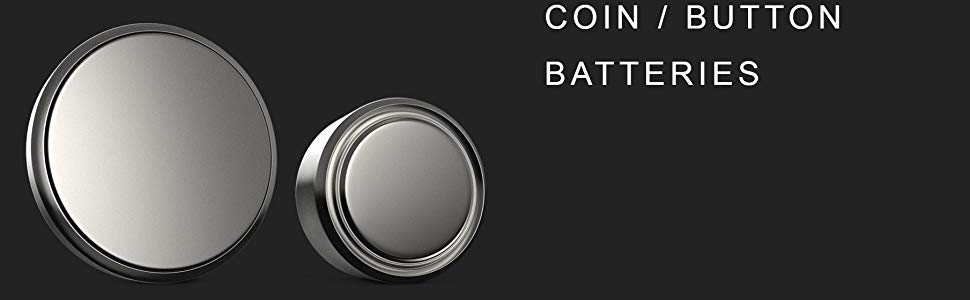 Duracell Silver Oxide Coin and Button Batteries