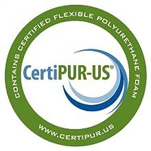 certipur, safe, tested, best, rated, crib mattress, baby, infant, toddler
