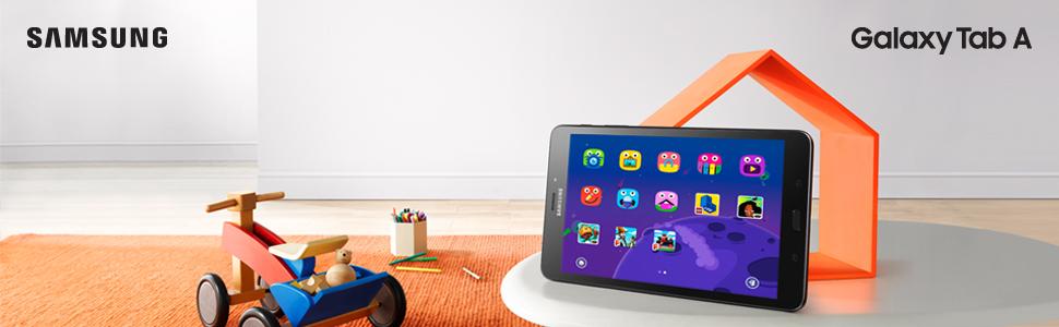 Samsung Galaxy Tab A8 Kids mode