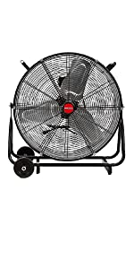 barn fan; wall mount fans