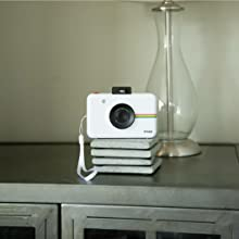 white camera