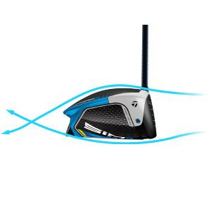 Shaped for Aero, Sim2 max driver taylormade golf