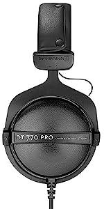 Beyerdynamic DT 770 PRO DT770 studio professional headphones over-ear mixing monitor closed-back