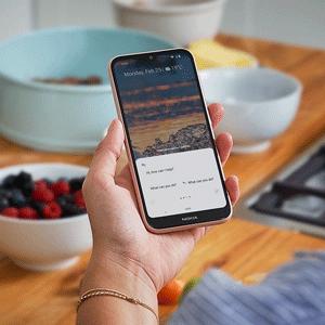 Nokia 4.2 Google Assistant