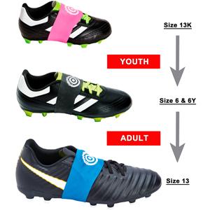 e9c9398e00bb Lace Protectors Shoe Spots Hot Spots Soccer Bands Soccer Lace Shoe Spots  Lace Holder Soccer Balls