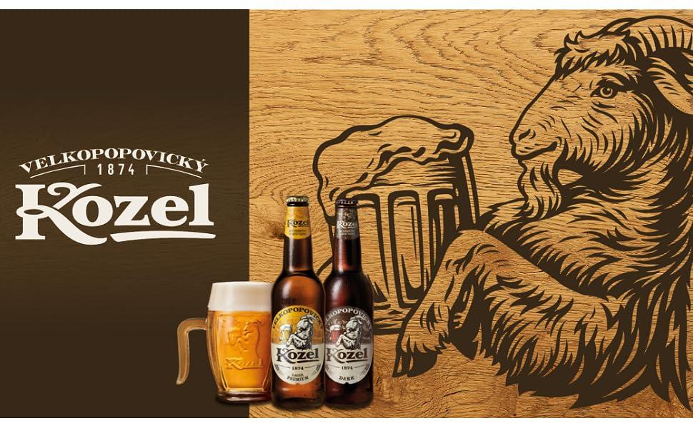 Birra Kozel Lager Premium Ceca