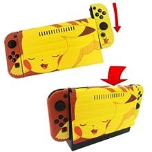 カバーをつけたままJoy-Conの着脱、Nintendo Switch ドックを使用できる!