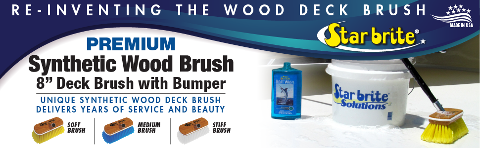 Rated the #1 Boat Brush on the market - the best