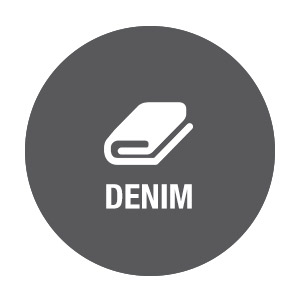 Denim Apron Icon