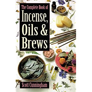 Cover for Complete Book of Incense, Oils, and Brews