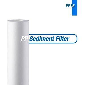 alkaline replacement filter set