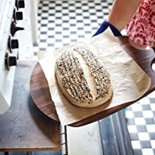 flour bread baking sourdough