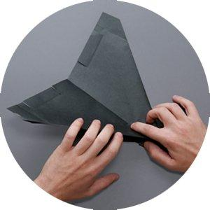 fold and fly, fold fly, paper plane, paper airplane fold, folding and launching, fold and launch