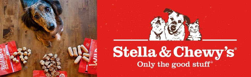 treats; wild weenies; carnivore crunch; single ingredient; training treats; reward; stella & chewy's
