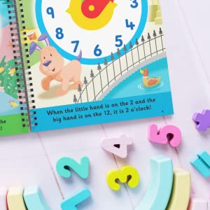 Clock, numbers
