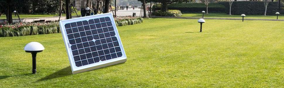 Amazon Com Acopower Hy010 12m 10 Watt 10w Mono Solar