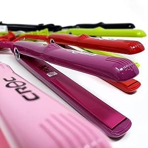 options hair straightener curler