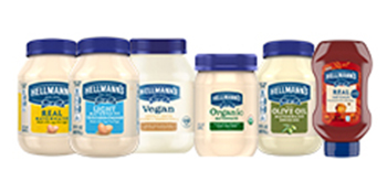 Hellmann's Product Range