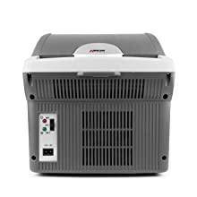 electric cooler, car cooler, travel cooler, 12v dc cooler, iceless cooler