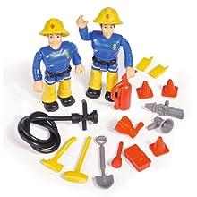 Sam pompiere, Sam, Fireman Sam, FMS, Pontypandy, Jupiter, camion dei pompieri, carrello a scala, luce blu