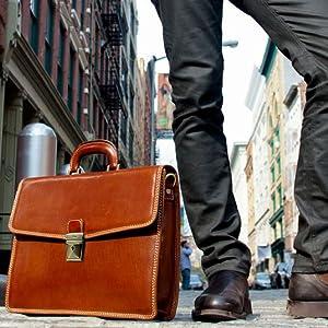 Floto Milano Briefcase