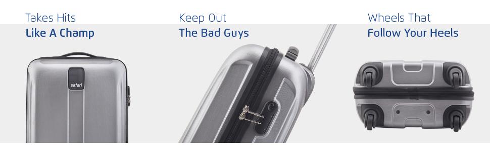 Thorium Stubble Hard Luggage