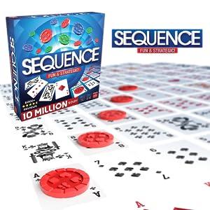 Goliath - Sequence, el Juego de Estrategia más Divertido, Multicolor (75000): Amazon.es: Juguetes y juegos