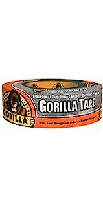 Gorilla Tape Silver Duct Tape