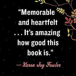 Immortalists, Chloe Benjamin, Karen Joy Fowler