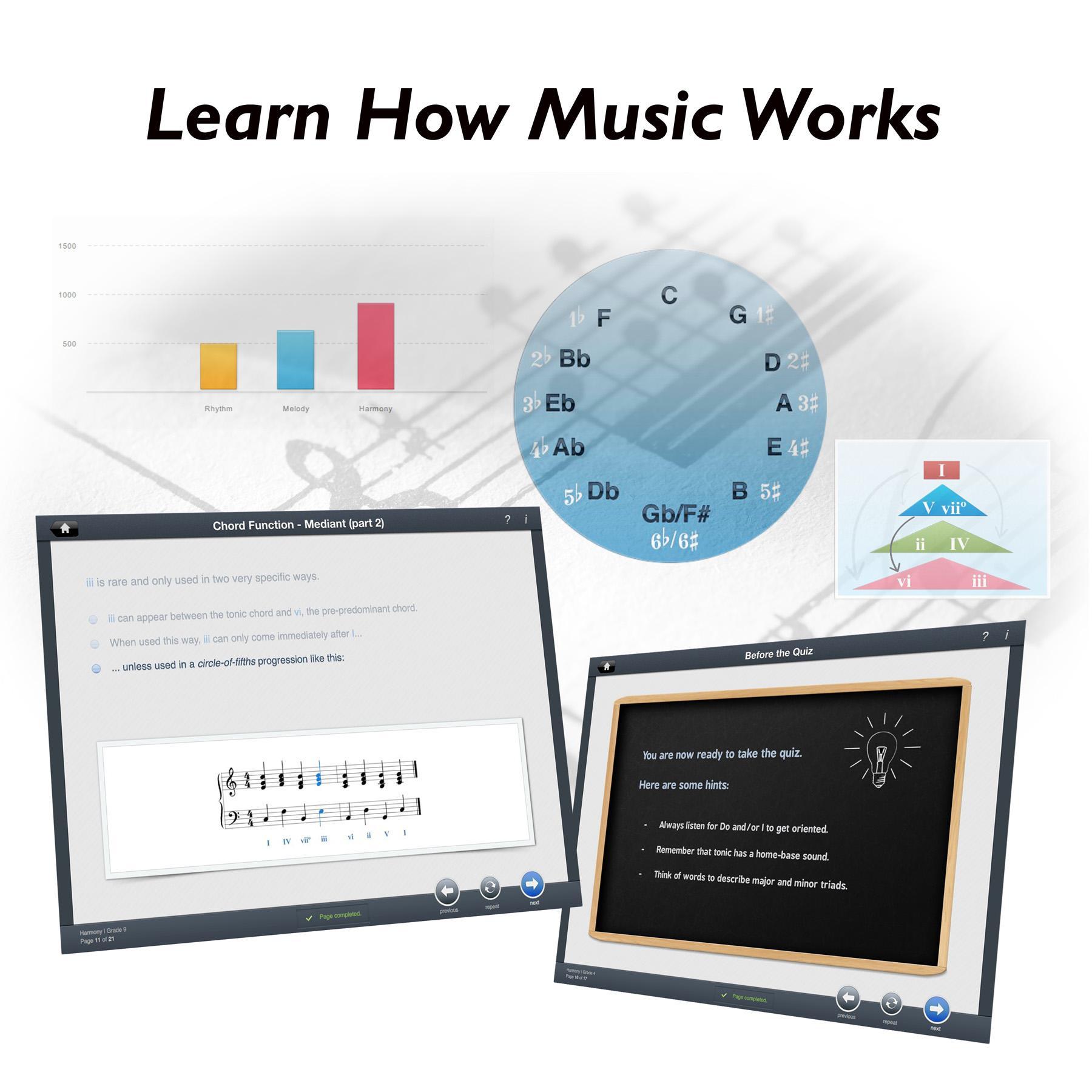 Amazon.com: eMedia Music Theory Tutor Complete (Vol 1 & Vol 2): Software