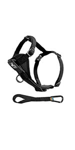 tru-fit quick release buckle dog harness