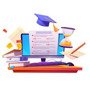 edugorilla,books,exam,preparation,online,2021,mock,test,government,enterance,smart,answer,sheet