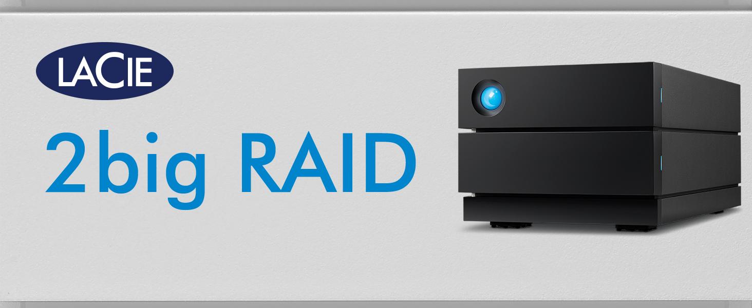 LaCie 2big RAID