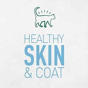 Healthy Skin, Healthy Coat, Shiny Coat, Coat Health, Adult Cats, Indoor Cats, Outdoor Cats