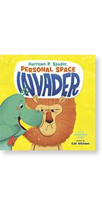 harrison p spader personal space invader self-awareness body awareness behavior manners classroom