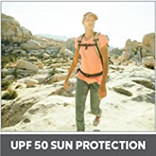 UPF 50 Sun Protection