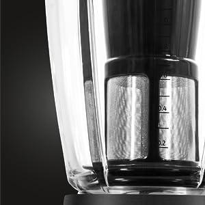 Cecotec Batidora de Vaso Americano Power Black Titanium 1800 Smart ...