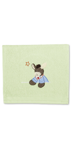 Sterntaler Baby Kinder Handtuch 50 x 30  Erwin Elefant  7161730