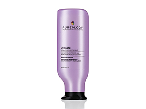 pureology hydrate moisturizing conditioner dry hair
