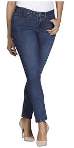 Dickies Women's Perfect Shape Denim Jean