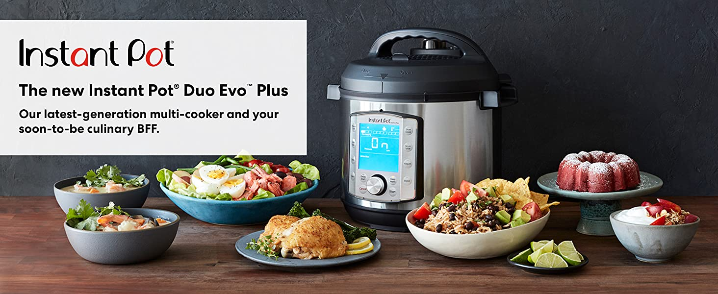Instant Pot, Insta Pot, multicooker, pressure cooker, sous vide, rice cooker, slow cooker