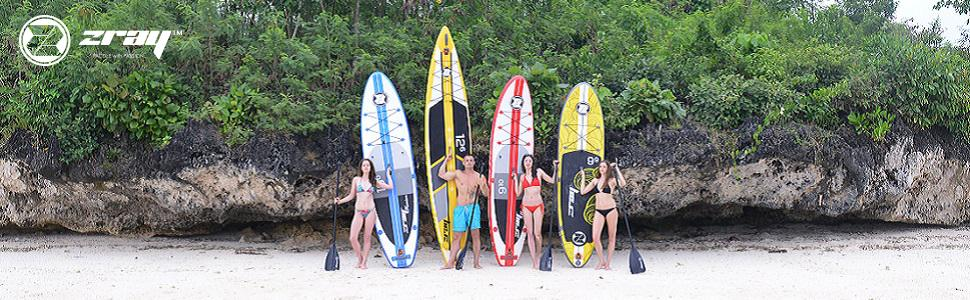 Z-Ray Stand Up Paddleboards